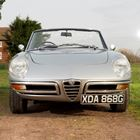 Ref 141 Alfa Romeo Junior Duetto -