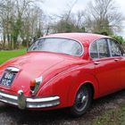 Jaguar Mk. II Saloon (red) -