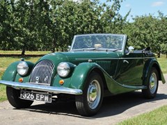 Navigate to Lot 217 - 1961 Morgan Plus 4 Drophead Coupé