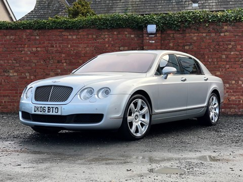 Ref 153 2006 Bentley Continental Flying Spur