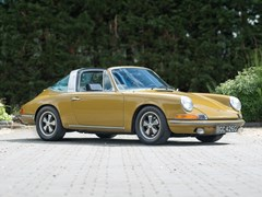 Navigate to Lot 180 - 1969 Porsche 912 Targa