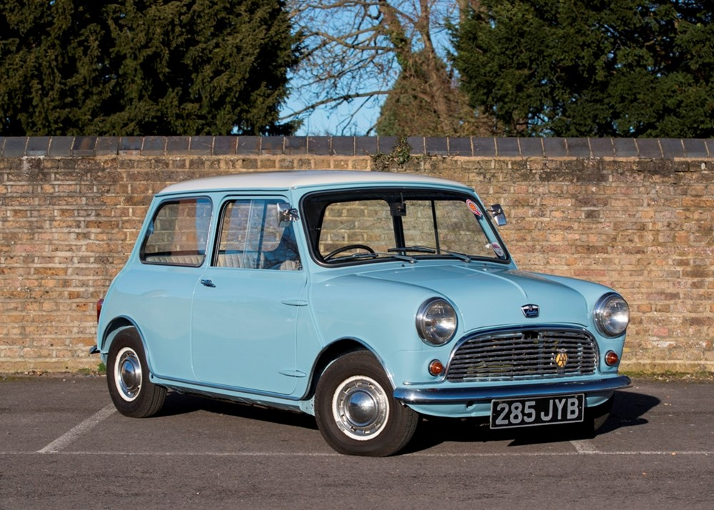 Lot 294 - 1960 Austin Mini Seven Super Deluxe