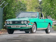 Navigate to Lot 258 - 1976 Triumph Stag