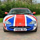 Ref 86 1997 Jaguar XK8 Convertible -