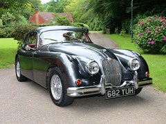 Navigate to Lot 278 - 1960 Jaguar XK150 Fixedhead Coupé