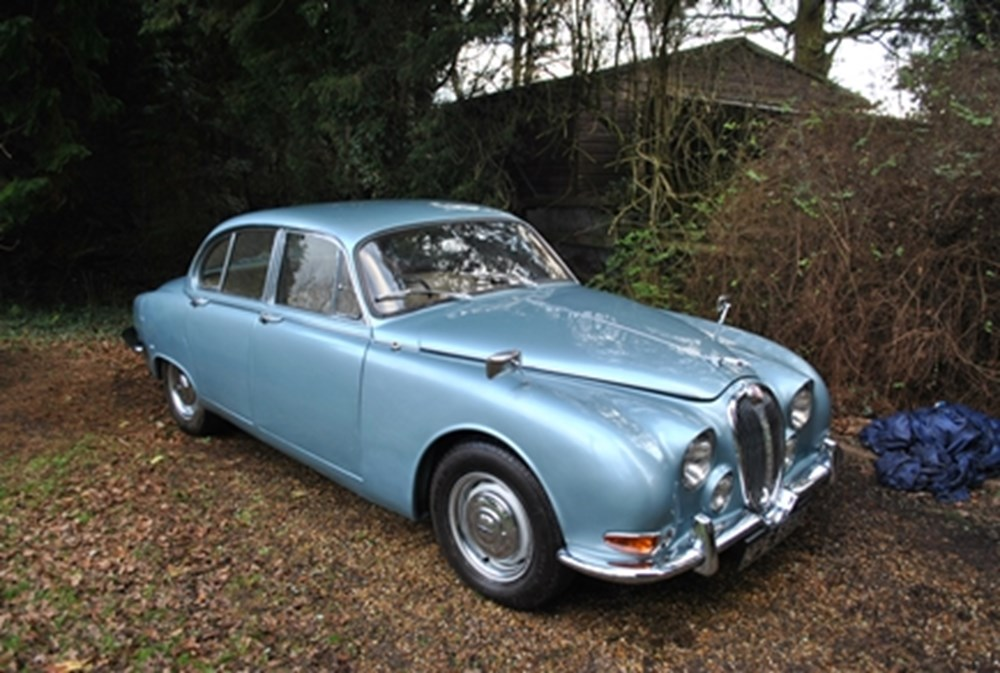 Lot 266 - 1966 Jaguar S-Type Saloon (3.8 litre)