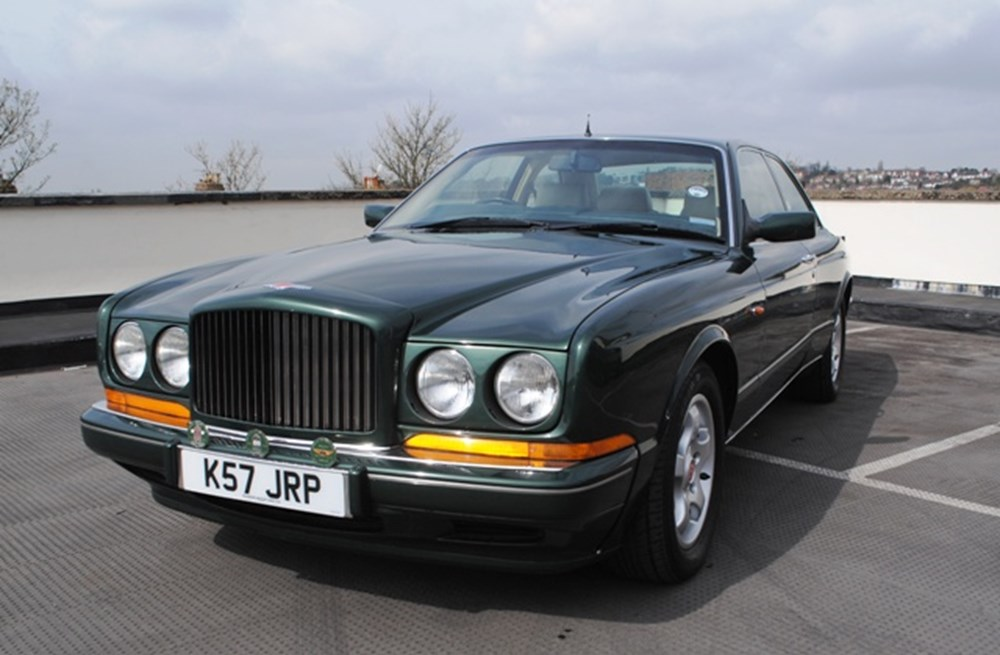 Lot 354 - 1992 Bentley Continental R by Mulliner Park Ward