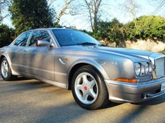 Navigate to Lot 303 - 1999 Bentley Continental R by Mulliner Park Ward *WITHDRAWN*