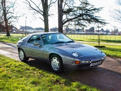 Navigate to Lot 180 - 1987 Porsche 928 S4
