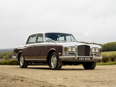Ref 76 1972 Bentley TI