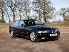 Navigate to Lot 199 - 1996 BMW M3 Evo