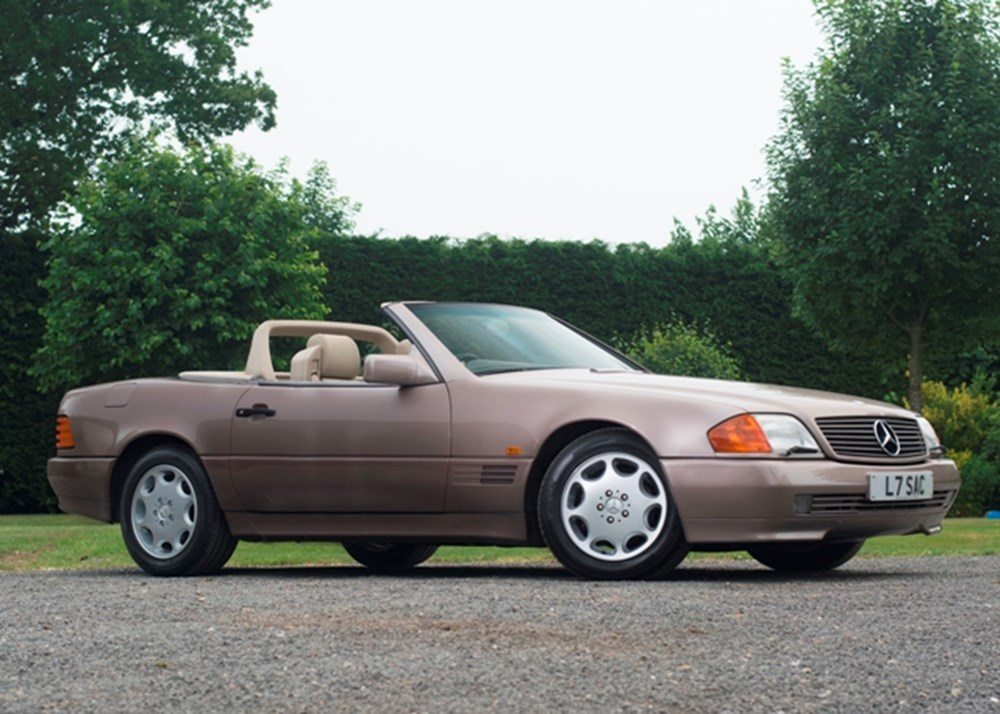 Lot 159 - 1993 Mercedes-Benz 500 Roadster