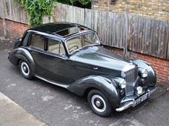 Navigate to Lot 310 - 1955 Bentley R-Type (Standard Steel Saloon)