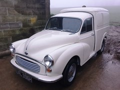 Navigate to Lot 117 - 1970 Morris Morris Minor Van (six cwt)