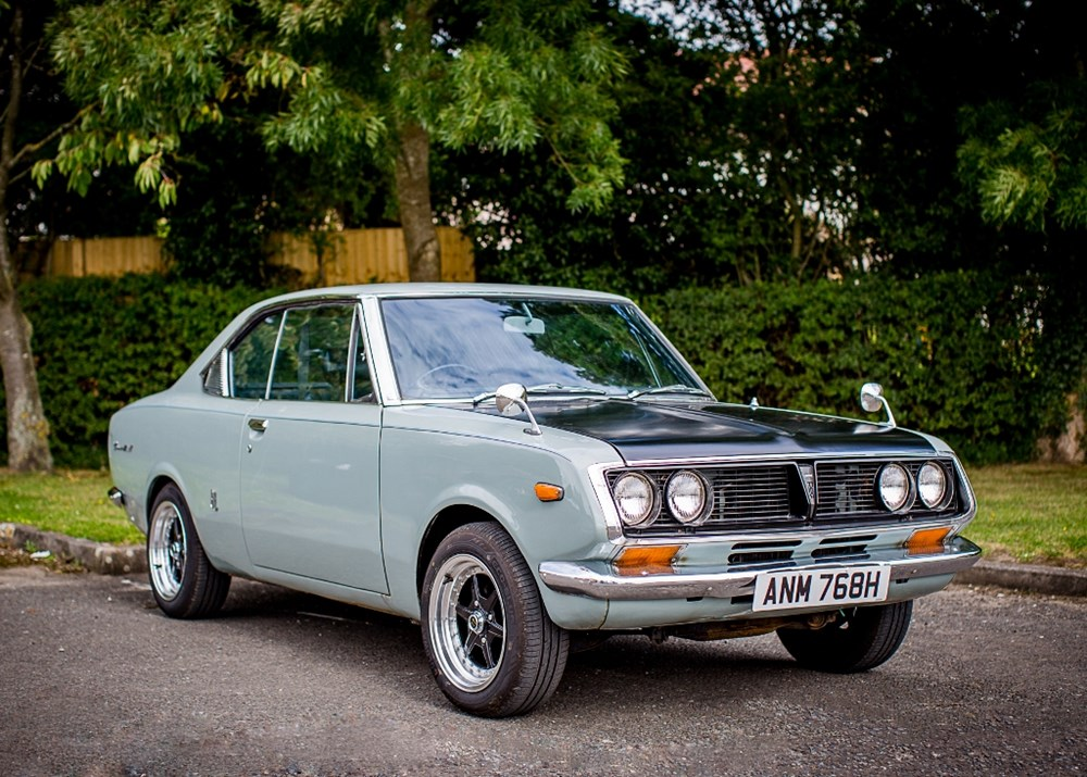 Lot 260 - 1970 Toyota Corona GL Coupé