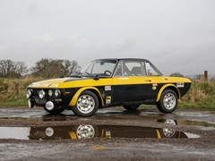 Navigate to Lot 116 - 1975 Lancia Fulvia 1.3S