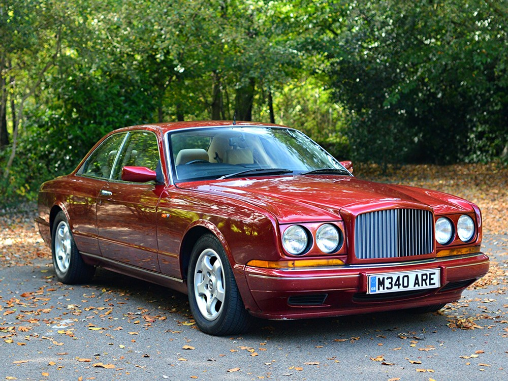 Lot 314 - 1994 Bentley Continental R