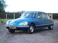 Navigate to Lot 145 - 1974 Citroën DS23efi Pallas