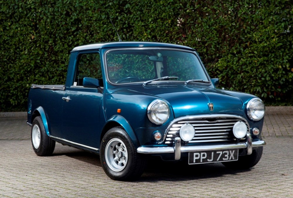 Lot 252 - 1981 Austin Morris Mini 95L (Pick-up)