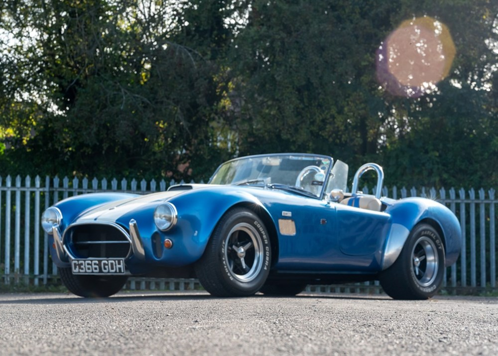 Lot 161 - 1984 AC Cobra by B.R.A.