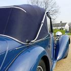 1938 Alvis Speed 25 Type SC three position DHC by Charlesworth -