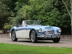 Navigate to Lot 211 - 1965 Austin-Healey 3000 Mk. III BJ8
