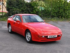 Navigate to Lot 239 - 1987 Porsche 944