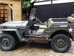 Navigate to Lot 224 - 1942 12918 GPW Jeep