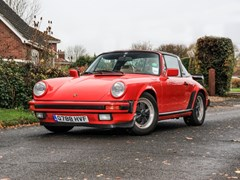 Navigate to Lot 107 - 1980 Porsche 911SC Targa