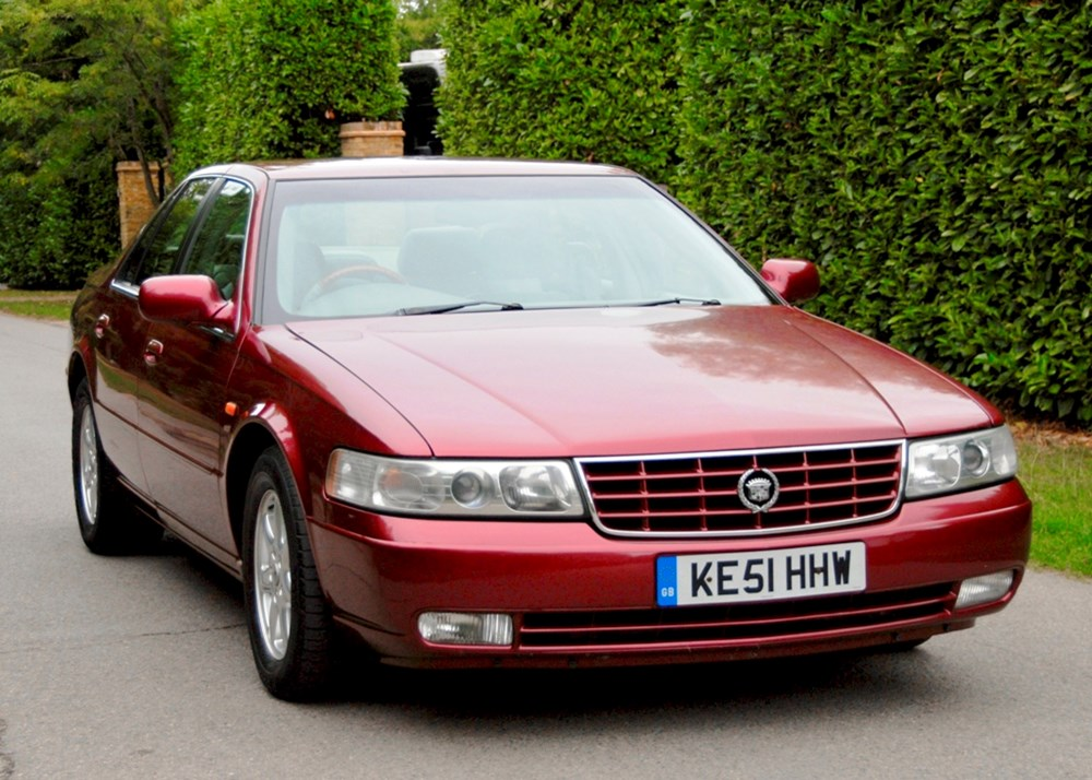 Lot 340 - 1999 Cadillac Seville STS