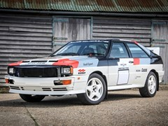 Navigate to Ref 98 1985 Audi Quattro Competition