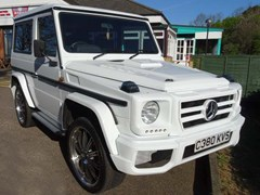 Navigate to Lot 220 - 1986 Mercedes-Benz 280 GE G-Wagon