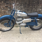 Ref 179 1961 Greeves TS Trials 250 -