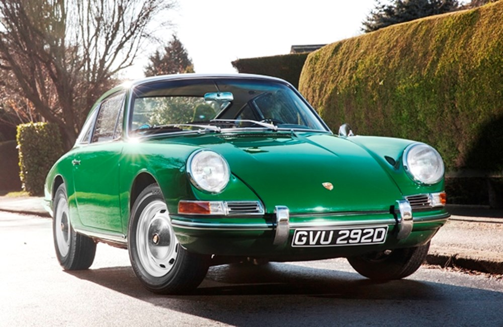 Lot 290 - 1966 Porsche 911 Coupé