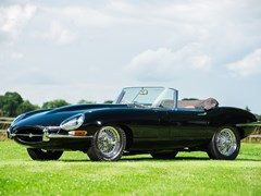 Navigate to Lot 264 - 1962 Jaguar E-Type Series I Roadster (3.8 Litre)