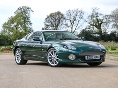 Navigate to Lot 255 - 2002 Aston Martin DB7 Vantage *WITHDRAWN*