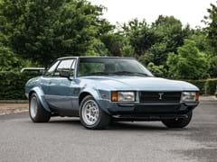 Navigate to Lot 225 - 1974 De Tomaso Longchamp GTS