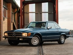 Navigate to Lot 343 - 1976 Mercedes-Benz  350 SL Roadster