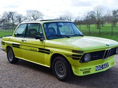 Navigate to Lot 322 - 1976 BMW 2002 Tii (Group 2 Alpina recreation)