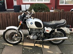 Navigate to Lot 110 - 1975 BMW R600