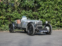 Navigate to Lot 139 - 1930 Alvis Silver Eagle