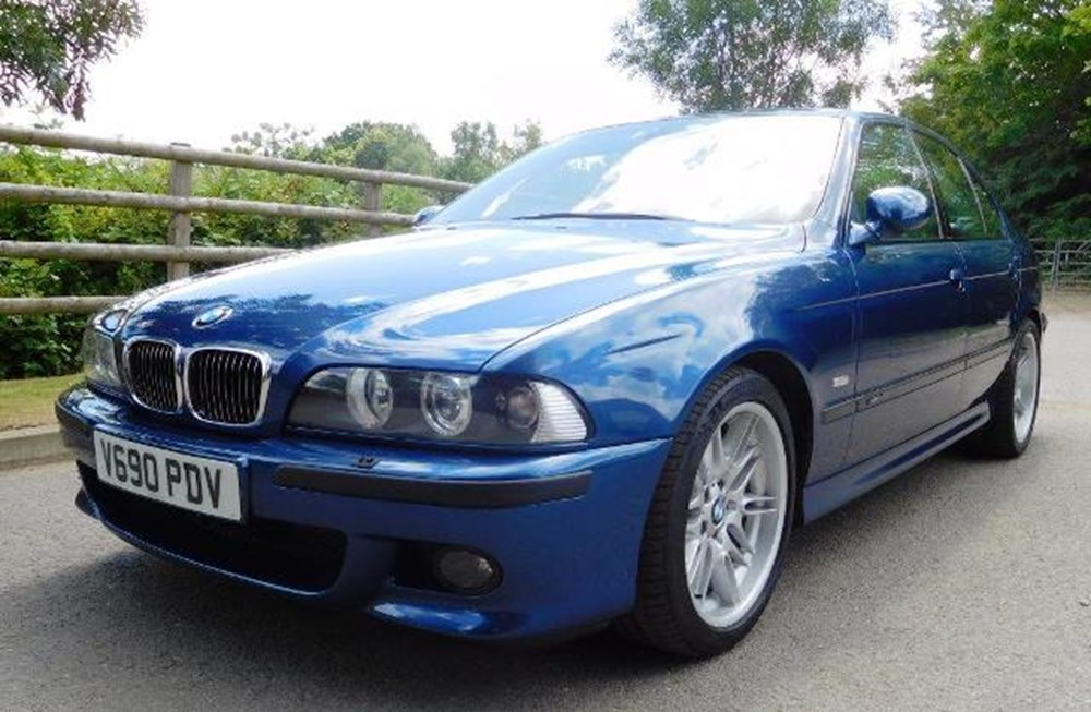 Lot 208 - 2000 BMW M5 Saloon