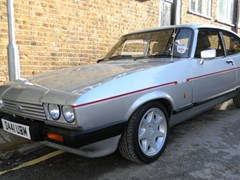 Navigate to Lot 321 - 1987 12918 Capri 2.8 litre Injection