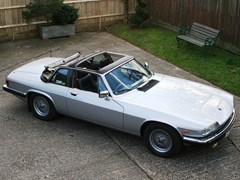 Navigate to Lot 328 - 1987 Jaguar XJ-SC