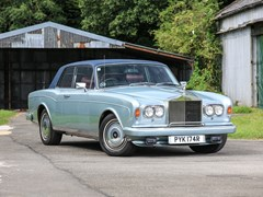 Navigate to Lot 156 - 1977 Rolls-Royce Corniche