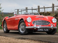 Navigate to Lot 183 - 1960 Austin Healey 3000 Mk. II BT7