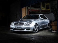 Navigate to Lot 235 - 2004 Mercedes-Benz S65 AMG Bi-Turbo (V12) *REDUCED ESTIMATE*