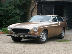 Navigate to Lot 210 - 1973 Volvo P1800 ES Shooting Brake