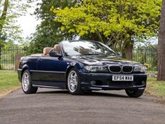 Navigate to Lot 132 - 2004 BMW 318i Sport Convertible
