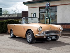 Navigate to Lot 269 - 1963 Sunbeam Alpine SIII Gran Tourismo GT 'The Tiger Eater'